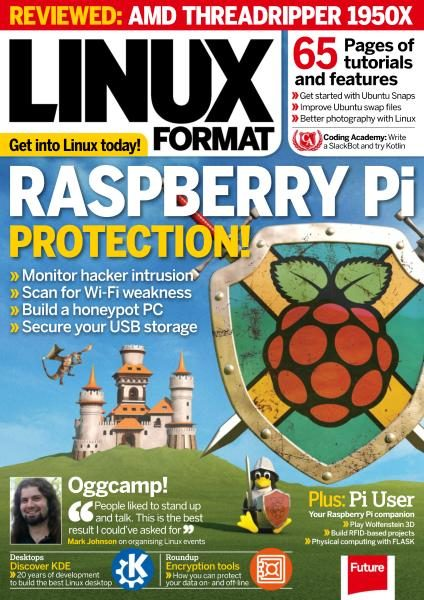 Linux Format UK — October 2017