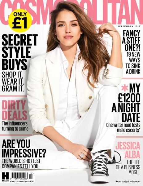 Cosmopolitan UK — September 2017