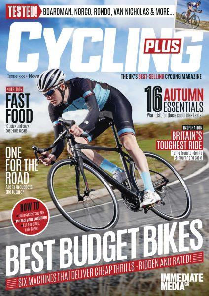 Cycling Plus UK — November 2017