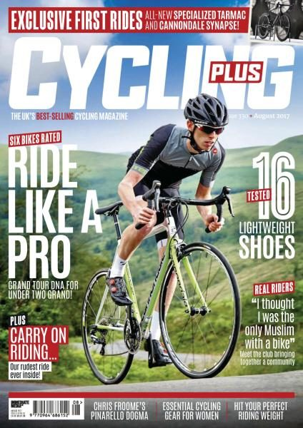Cycling Plus UK — August 2017