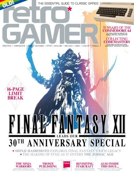 Retro Gamer UK — Issue 170 2017