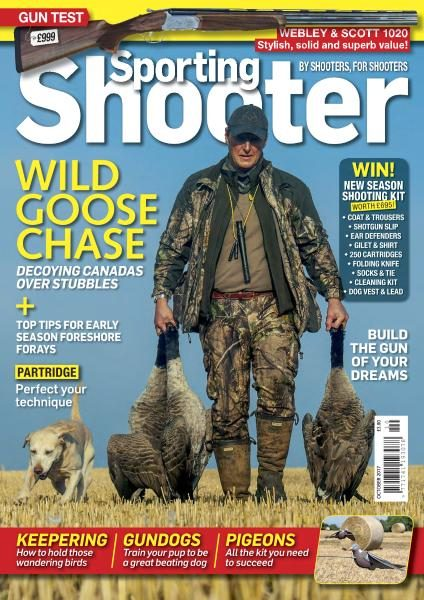 Sporting Shooter UK — October 2017