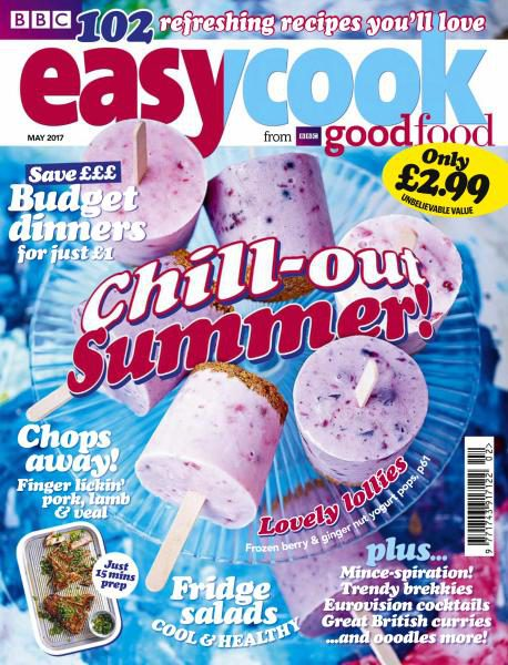 BBC Easy Cook UK – Issue 102