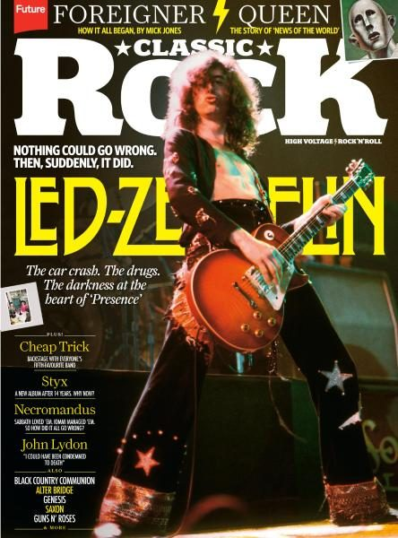 Classic Rock UK — Issue 239 —