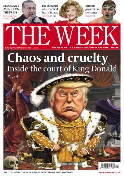 The Week UK — Issue 1136 — 5 August 2017