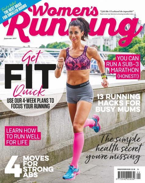Women's Running UK — September 2017
