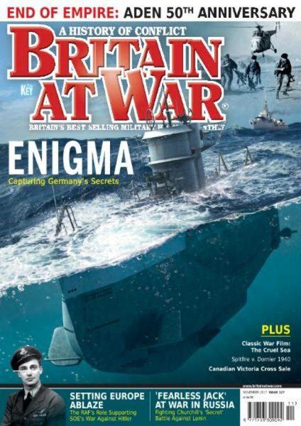 Britain At War — November 2017