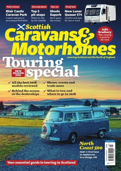 Scottish Caravans & Motorhomes — Autumn 2017