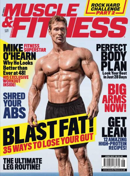 Muscle & Fitness UK – June 2017
