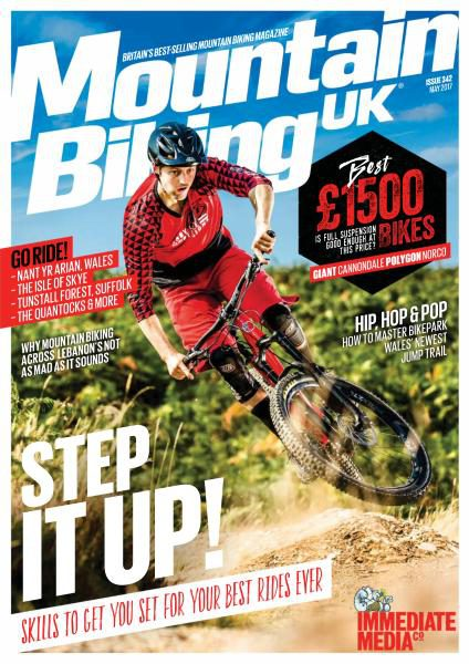 Mountain Biking UK — Issue 342 —