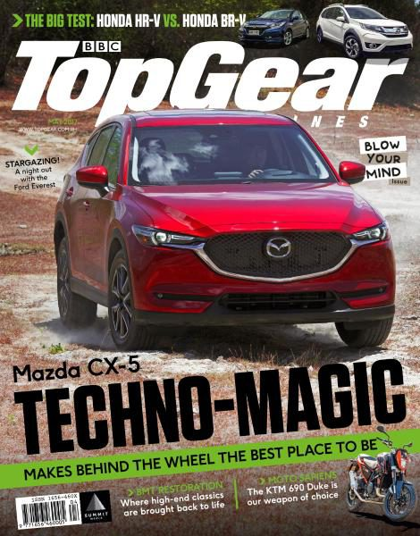 BBC Top Gear Philippines — May 2017