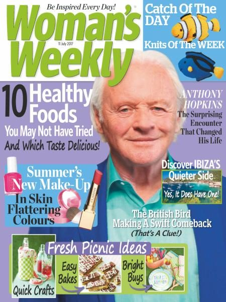Woman's Weekly UK — July 11, 2017
