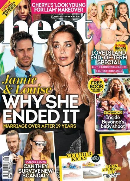 Heat UK — Issue 945 — 22-28 July 2017