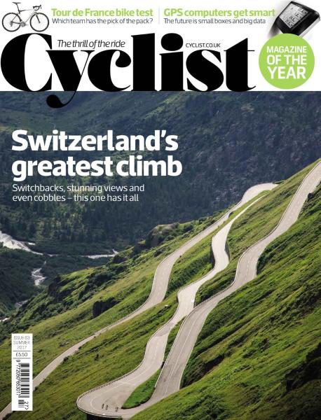 Cyclist UK — Issue 63 — Summer 2017