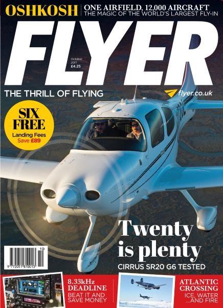 Flyer UK — October 2017