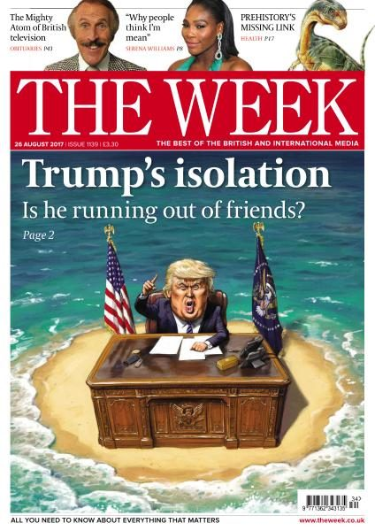 The Week UK — Issue 1139 — 26 August 2017