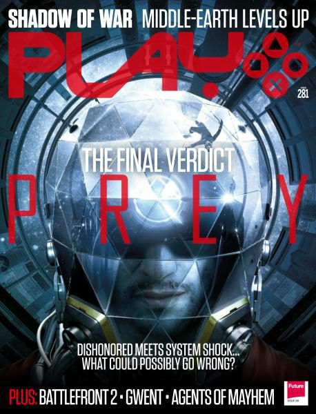 Play UK — Issue 281 2017