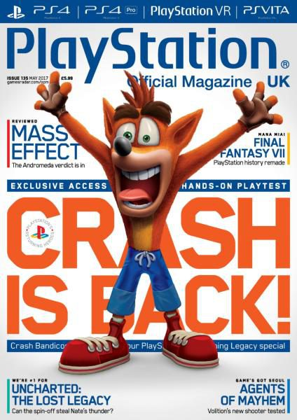 PlayStation Official Magazine UK Issue 135 May