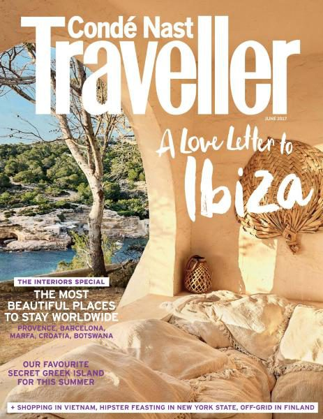 Conde Nast Traveller UK — June 2017