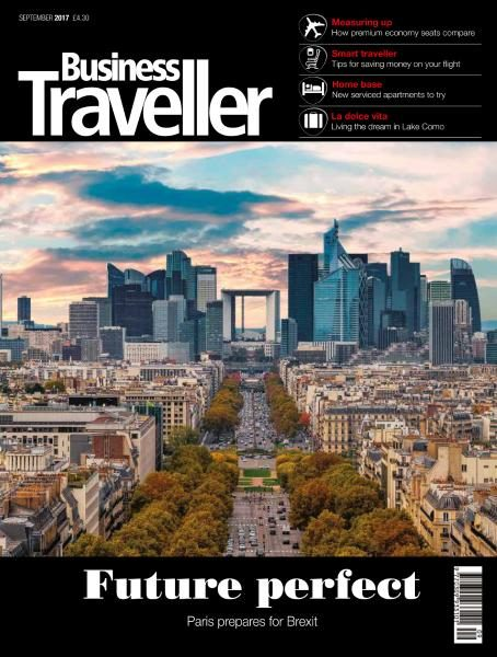 Business Traveller UK — September 2017