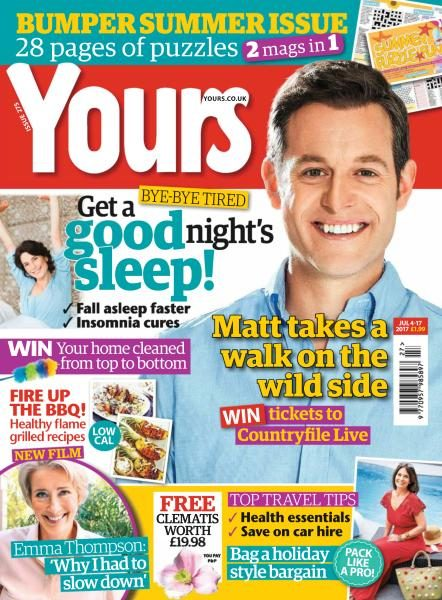 Yours UK — Issue 275 — July 4-14, 2017