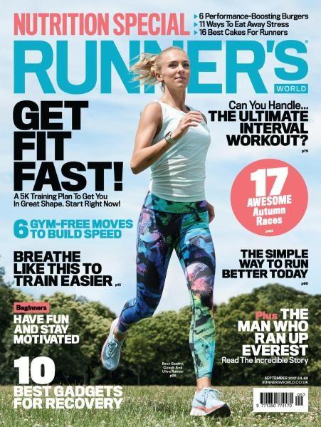 Runner's World UK — September 2017