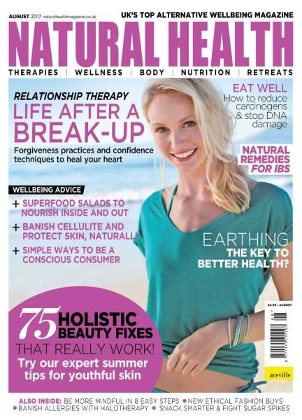 Natural Health UK — August 2017