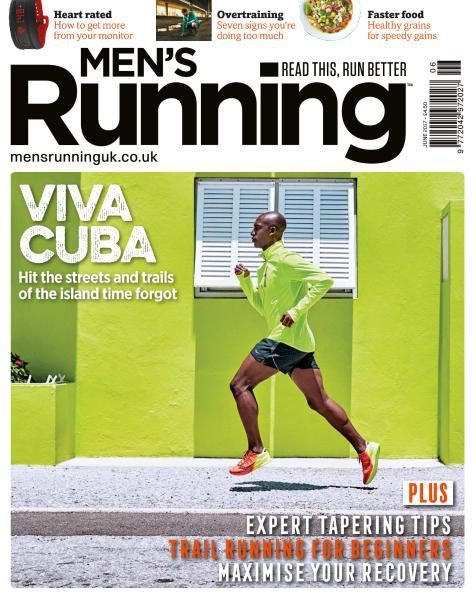 Men's Running UK — June 2017