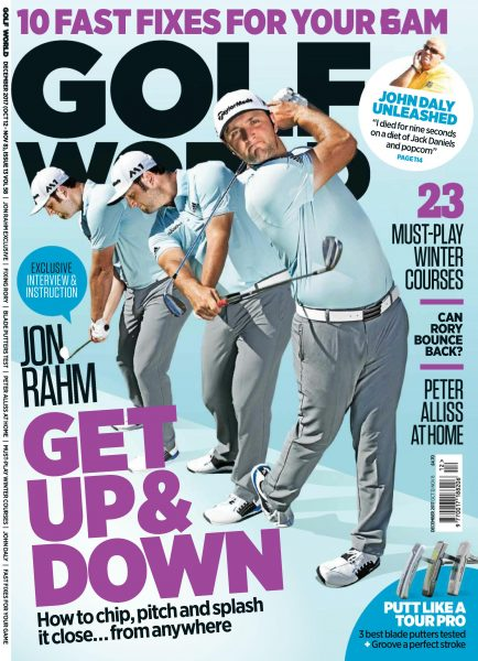 Golf World UK — December 2017
