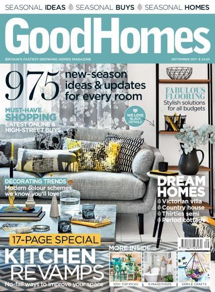 GoodHomes UK — September 2017