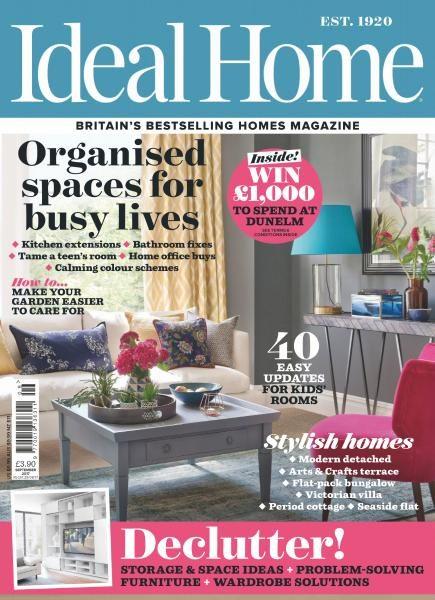 Ideal Home UK — September 2017