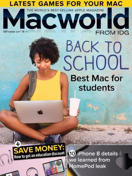 Macworld UK — September 2017