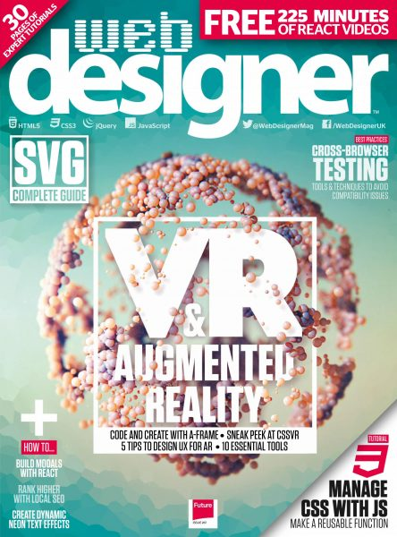 Web Designer UK — January 2018