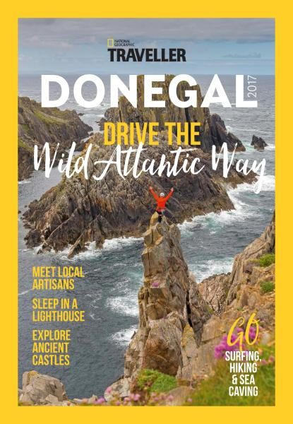 National Geographic Traveller UK — Donegal 2017