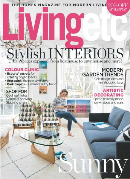 Living Etc UK — June 2017