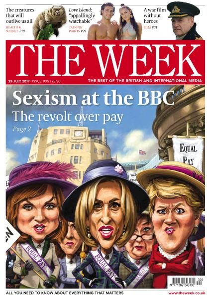 The Week UK — Issue 1135 — 29 July 2017