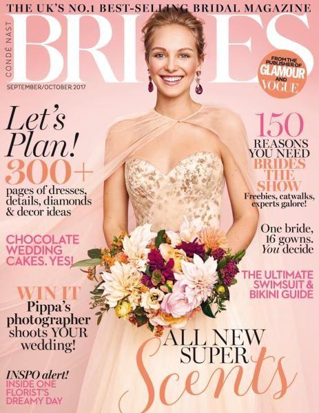 Brides UK — September-October 2017