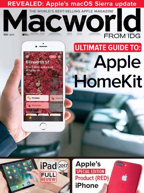 Macworld UK May 2017