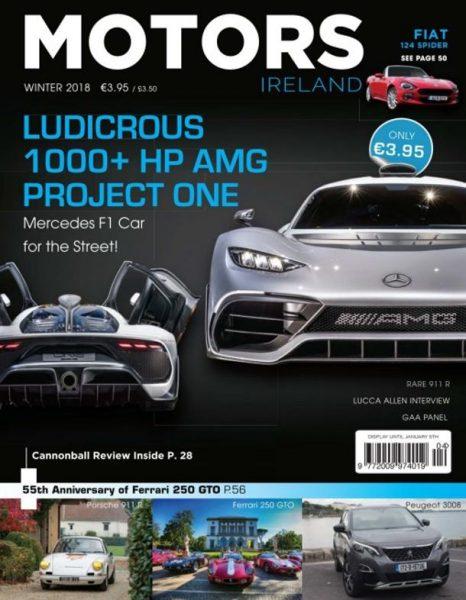 Motors Ireland — Winter 2017-2018