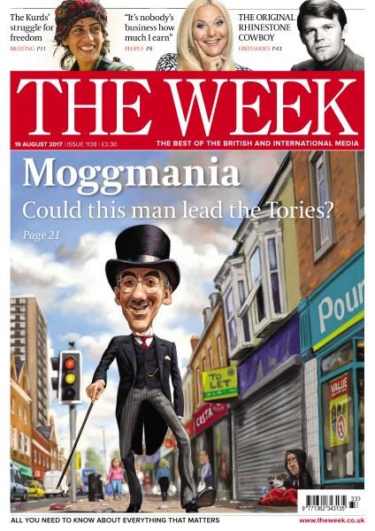 The Week UK — Issue 1138 — 19 August 2017