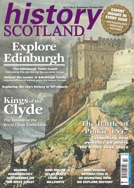 History Scotland — September-October 2017