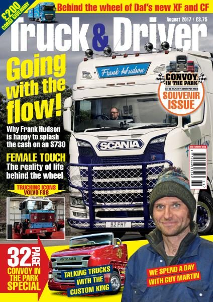 Truck & Driver UK — August 2017
