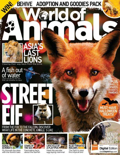 World Of Animals UK — November 2017