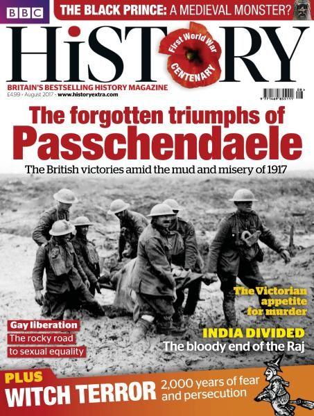BBC History UK — August 2017