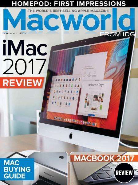 Macworld UK — August 2017