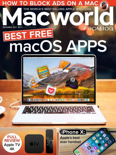 Macworld UK — December 2017