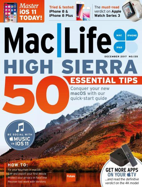 Mac Life UK — December 2017