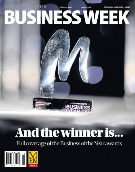 Greater Manchester Business Week – November 16, 2017