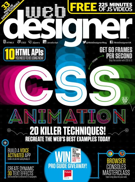 Web Designer UK — February 2018