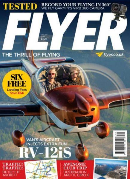 Flyer UK — January 2018